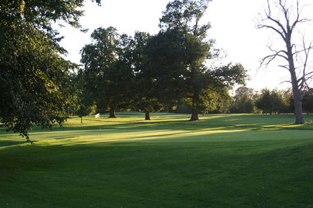 Wavendon golf club cover picture