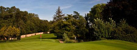 Overview of golf course named Wellingborough Golf Club