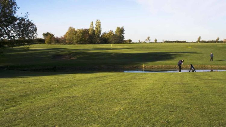 Welton manor golf centre cover picture