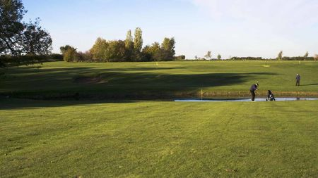 Overview of golf course named Welton Manor Golf Centre
