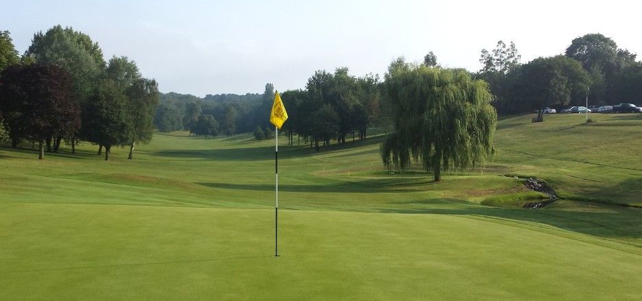 Welwyn garden city golf club cover picture