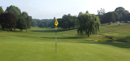 Overview of golf course named Welwyn Garden City Golf Club