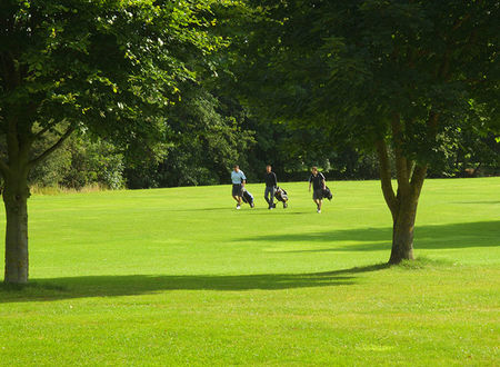 Wensleydale golf club cover picture
