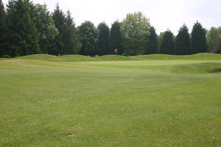 West Berkshire Golf Club Cover Picture
