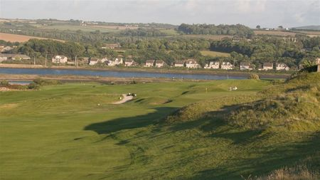 Overview of golf course named West Cornwall Golf Club