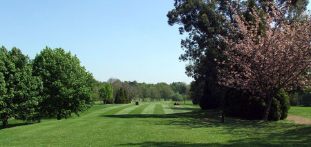 Overview of golf course named West Malling Golf Club