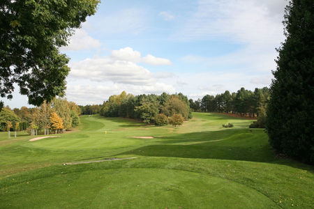 Kenilworth golf club cover picture