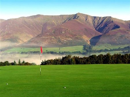 Keswick Golf Club Cover