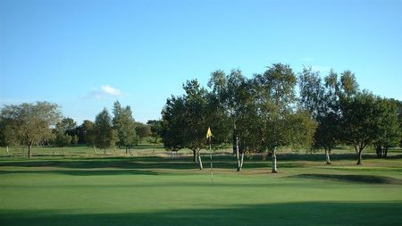 Kettering Golf Club Cover Picture