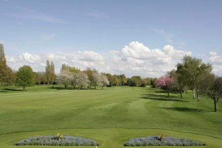 Overview of golf course named Kibworth Golf Club