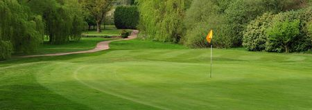 Overview of golf course named Kidderminster Golf Club