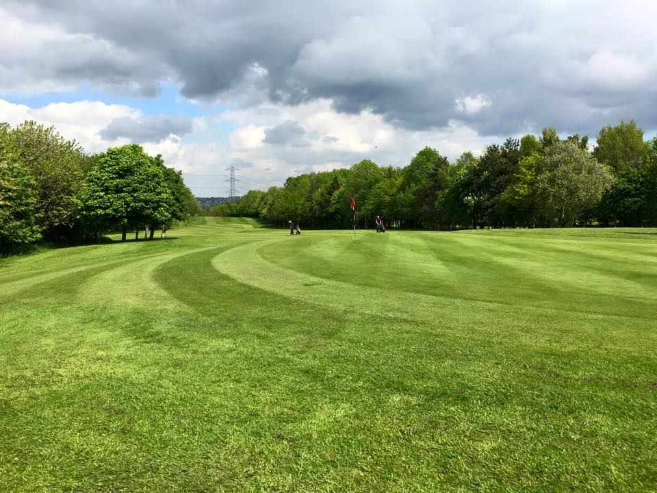Bradley park golf club cover picture