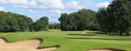 Overview of golf course named Bramall Park Golf Club