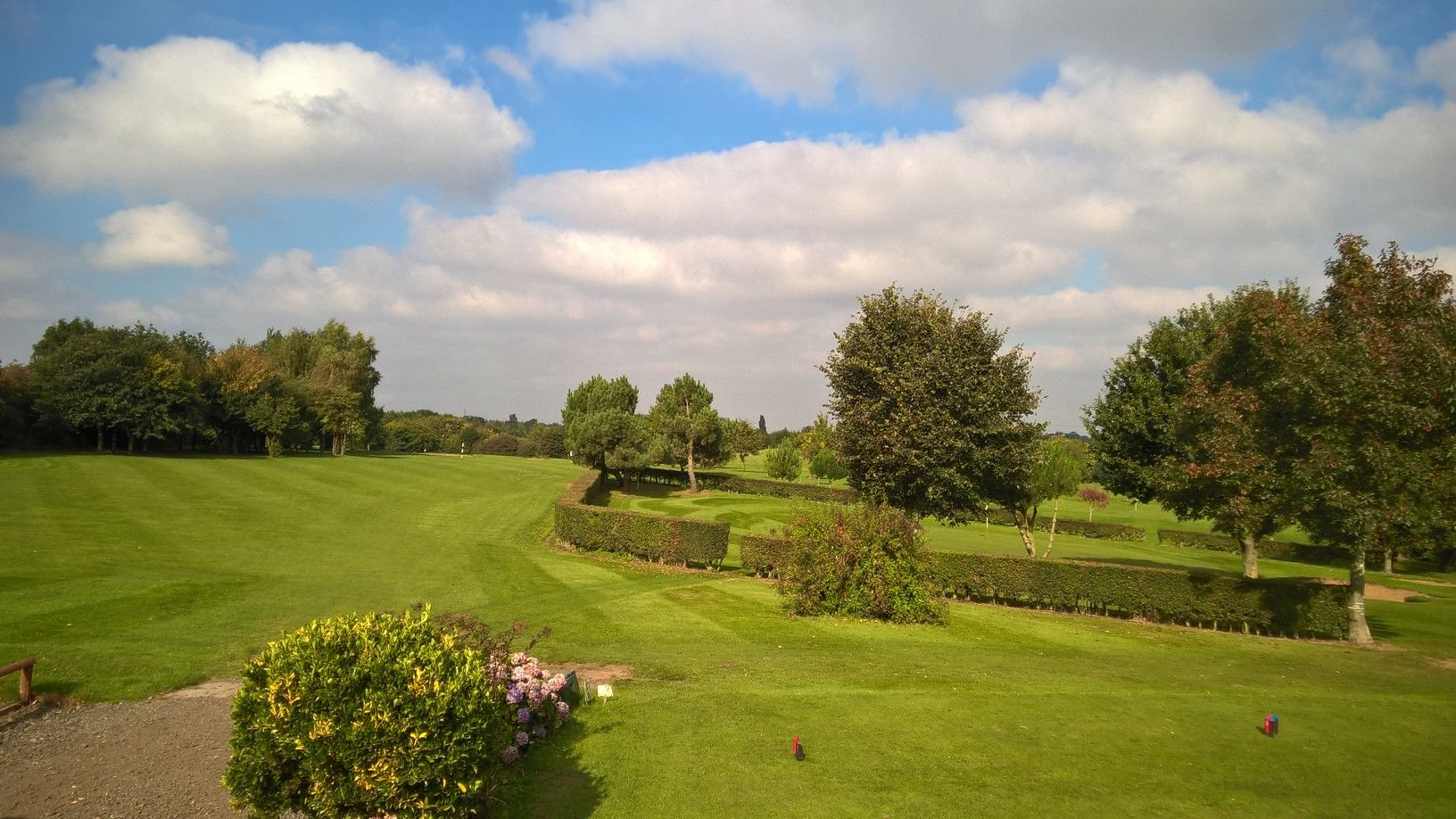 Bramcote waters golf club cover picture