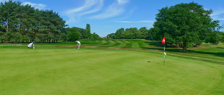 Bramhall Golf Club Cover Picture