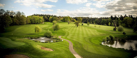 Overview of golf course named Westerham Golf Club