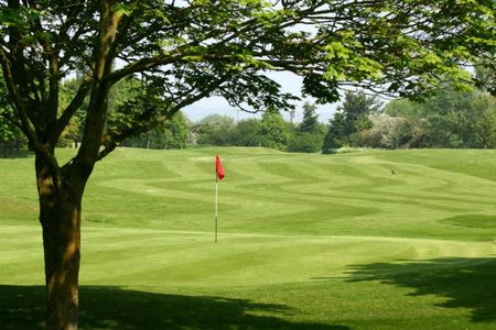 Overview of golf course named Weston Turville Golf Club