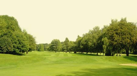 Wetherby golf club cover picture