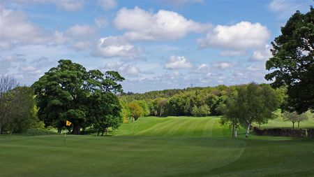 Overview of golf course named Whickham Golf Club