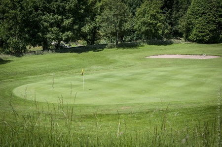 Whiston hall golf club cover picture