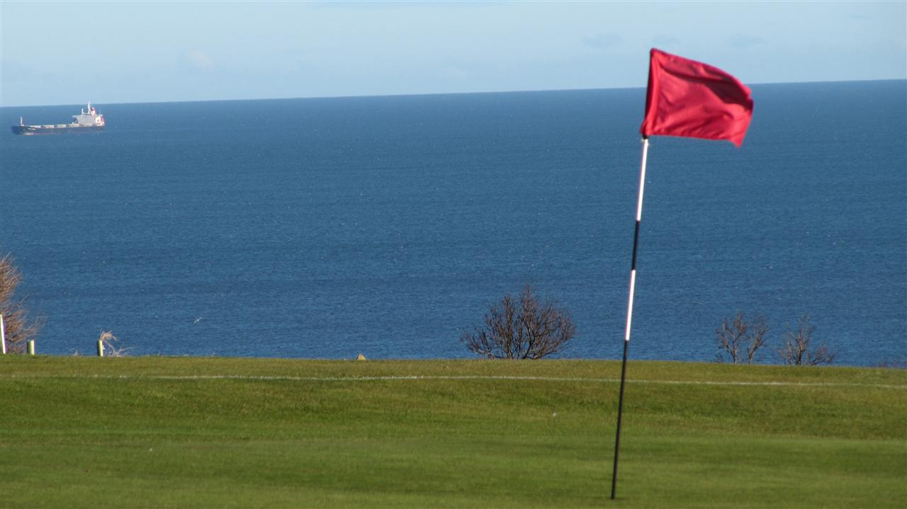 Overview of golf course named Whitburn Golf Club