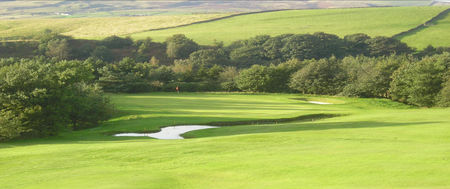 Overview of golf course named Whittaker Golf Club