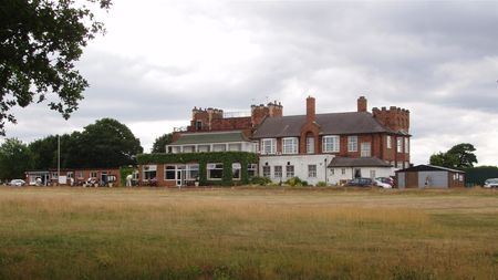 Whittington heath golf club cover picture
