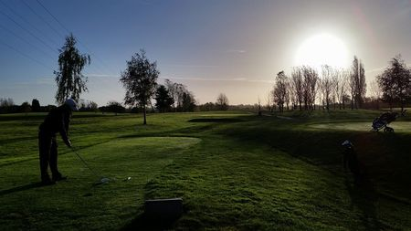 Widney Manor Golf Club Cover Picture