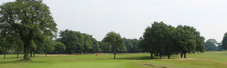 Overview of golf course named Wilmslow Golf Club