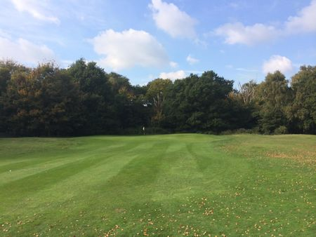 Wimbledon Common Golf Club Cover Picture