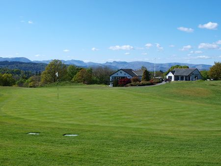 Windermere golf club cover picture