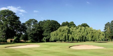 Overview of golf course named Windlesham Golf Club
