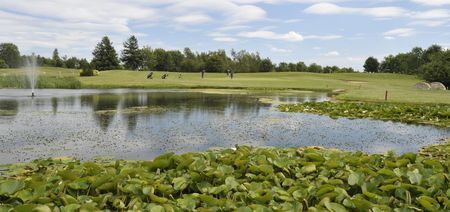 Witney lakes golf club cover picture