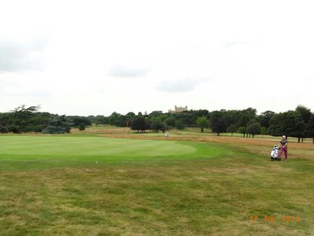 Overview of golf course named Wollaton Park Golf Club