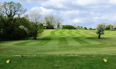 Woodbridge park golf club cover picture