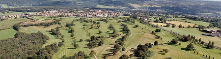 Woodhall Hills Golf Club Cover Picture