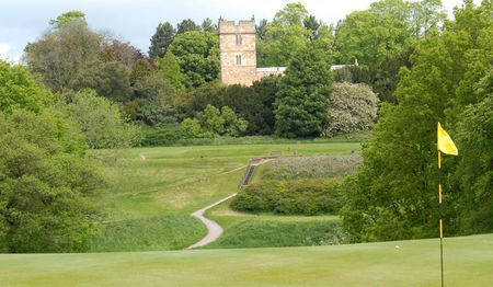 Overview of golf course named Brancepeth Castle Golf Club