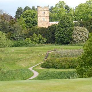 Brancepeth castle golf club cover picture