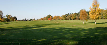 Overview of golf course named Braxted Park Golf Club