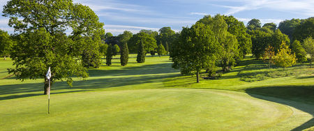 Overview of golf course named Breadsall Priory Gc