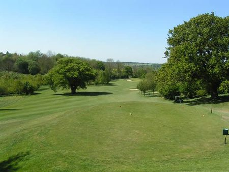 Overview of golf course named Brett Vale Golf Club