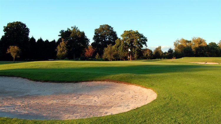 Brickendon grange golf club cover picture