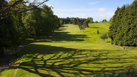 Bridgnorth golf club cover picture