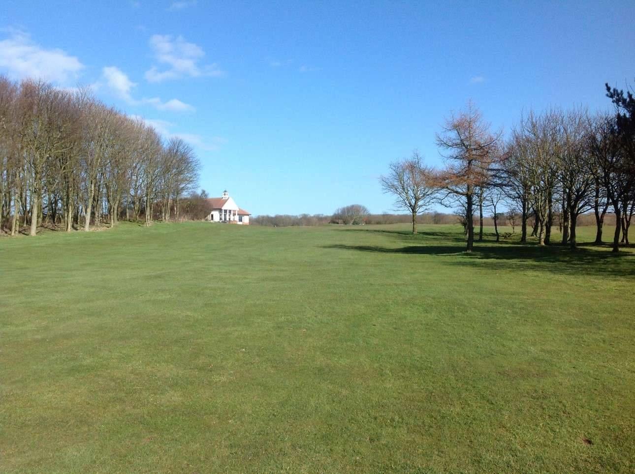 Bridlington links golf club cover picture
