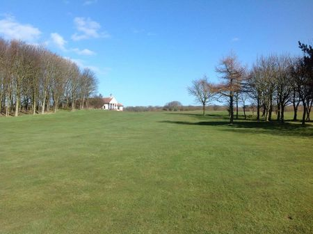 Overview of golf course named Bridlington Links Golf Club