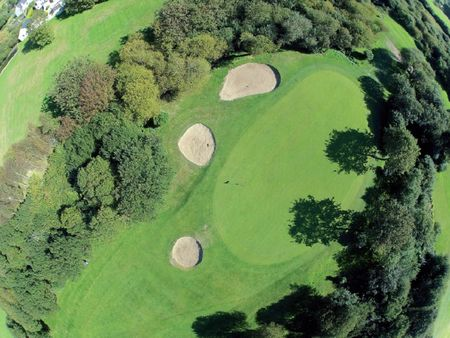 Overview of golf course named La Grande Mare Golf Club
