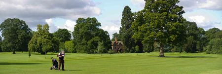 Overview of golf course named Dymock Golf Club