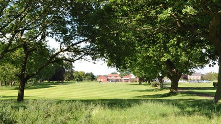 Easingwold golf club cover picture
