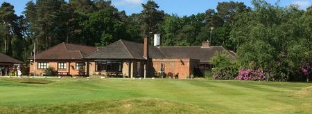 East Berkshire Golf Club Cover Picture