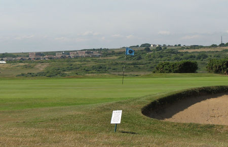 Overview of golf course named East Brighton Golf Club
